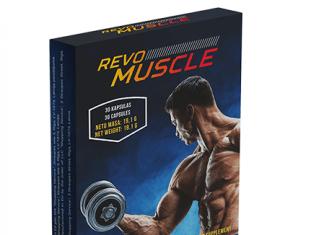RevoMuscle opiniones, funciona, mercadona, donde comprar en farmacias, precio, españa, foro, ganar músculo, para adelgazar