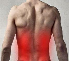 Causas del dolor de espalda, puede ser mucho. Echa un vistazo a nuestros consejos
