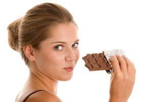 Chocolate, o comer o no comer