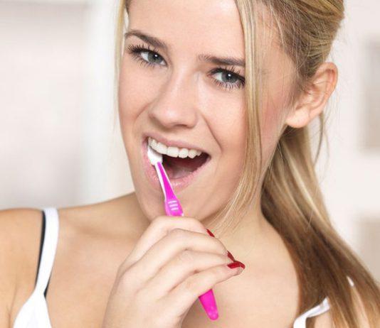 Esto, por supuesto, no sabía acerca de la limpieza de los dientes!