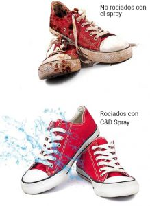 C&D waterproof membrane spray funciona