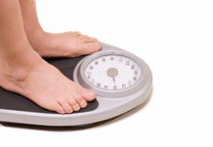 La pérdida de peso es principalmente
