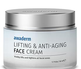 Awaderm Face opiniones, foro, precio, crema funciona, donde comprar en farmacia, españa