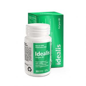Idealis - resumen completo en 2018 - precio, foro, opiniones, donde comprar, en farmacias, mercadona, españa