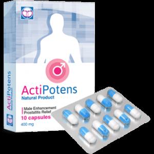 ActiPotens - opiniones 2018 - funciona, precio, capsules foro, donde comprar, allegro - en farmacias? España - Información Actualizada