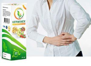 Como Verminex gotas, ingredientes - como utilizar?