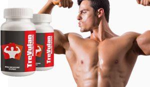 Como Trevulan Muscle capsulas, ingredientes - funciona?