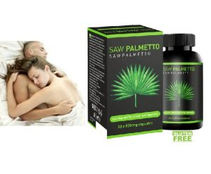 Saw Palmetto capsules, ingredientes - funciona?