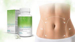 Como Novotoxinol capsulas, ingredientes - efectos secundarios?