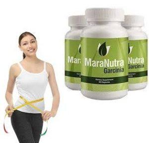 MaraNutra Garcinia capsulas, ingredientes - funciona?